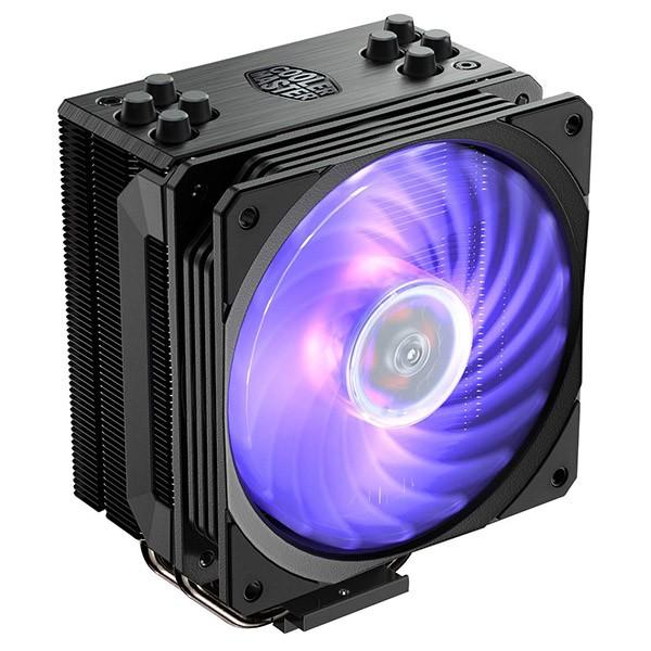 Ventilador CPU Cooler Master Hyper 212 RGB Black Edition