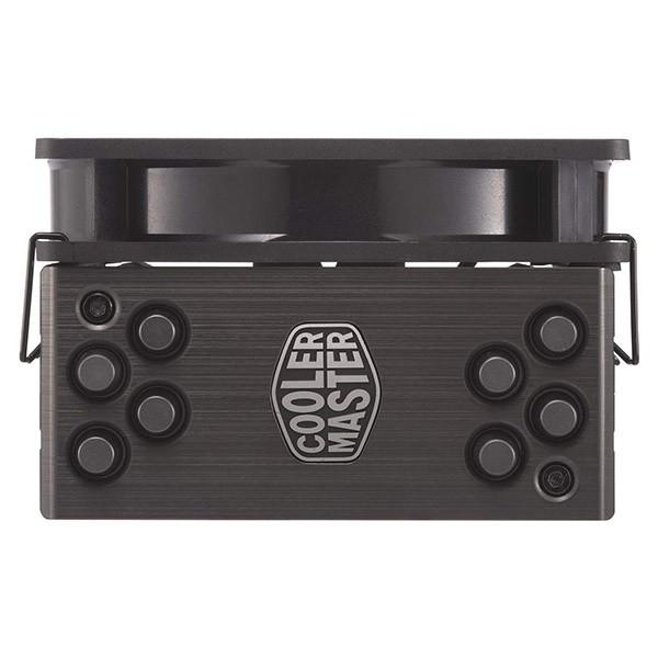 Ventilador CPU Cooler Master Hyper 212 Black Edition