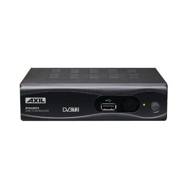 Receptor TDT HD Grabador Engel Axil RT0430T2