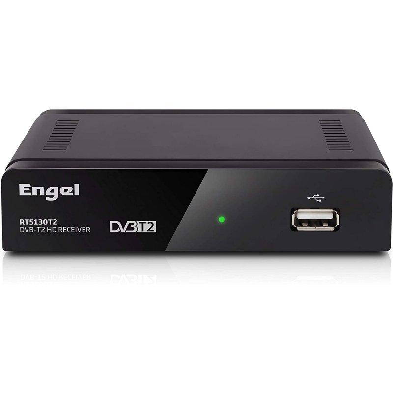 Receptor TDT DVB-T2 Engel RT5130T2