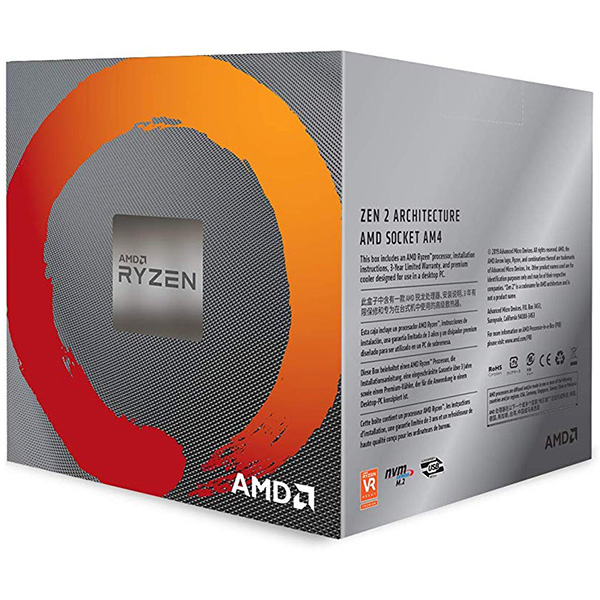 CPU AMD Ryzen 7 3800X 3.9GHz 32MB AM4