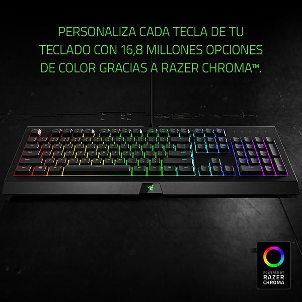 Teclado Gaming Razer Cynosa Chroma