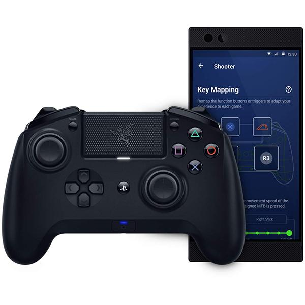 Mando Oficial PS4/PC Razer Raiju Tournament Edition 2019