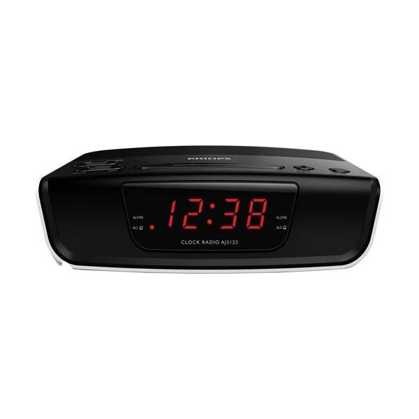 Radio Reloj Despertador Philips AJ3123/12