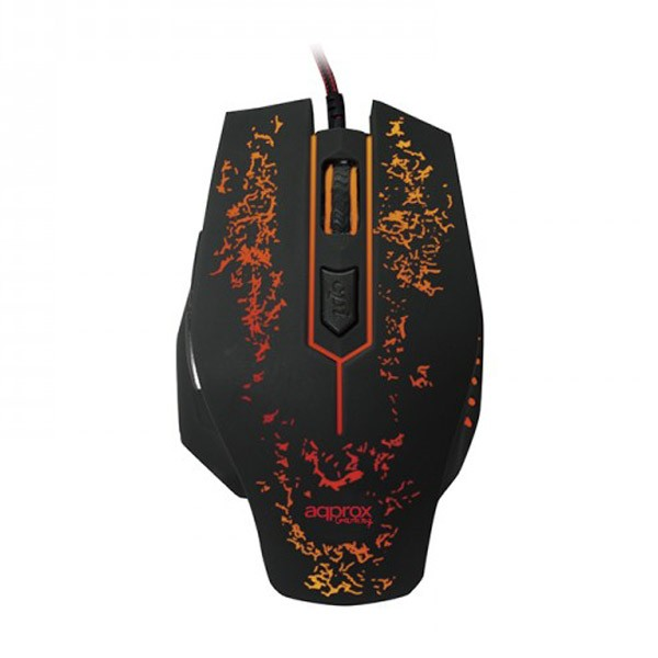 raton-optico-usb-gaming-approx-appforce-2400dpi