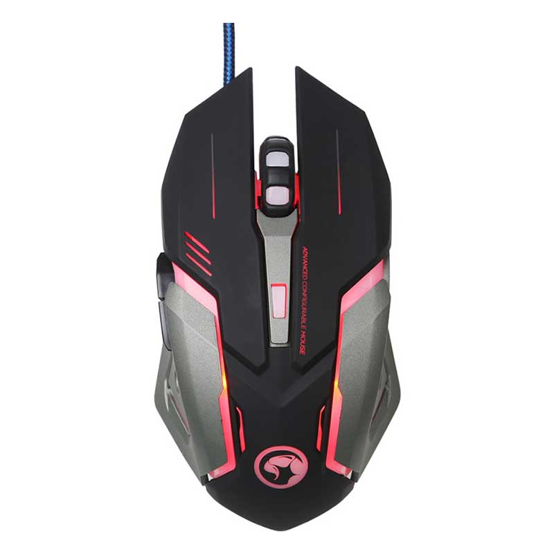 Ratón Gaming Scorpion M314 3200 DPI