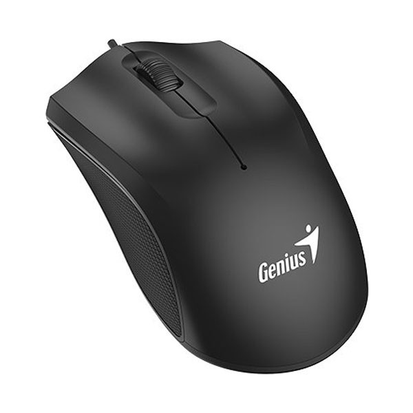 Ratón Óptico USB Genius DX-170 Negro