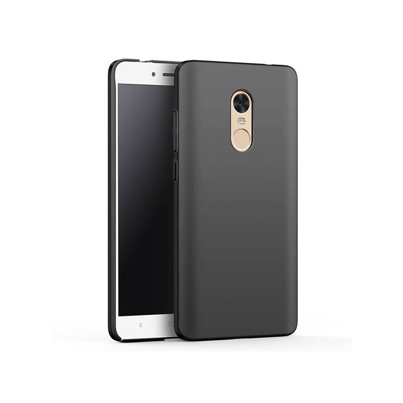 Xiaomi Redmi 4X / 4X Pro Funda Silicona Negro