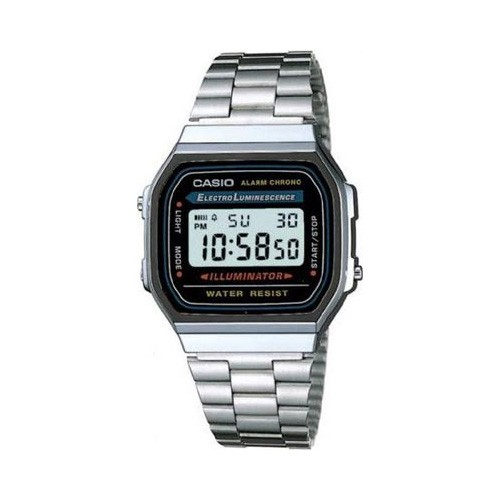 reloj-digital-casio-plateado-collection-a168wa-1uwd