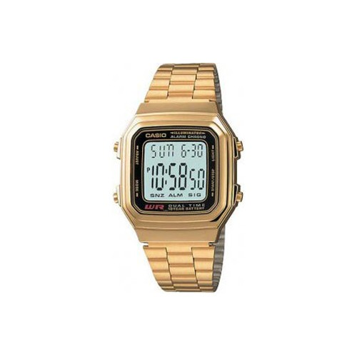 Reloj Digital CASIO COLLECTION A-178WG