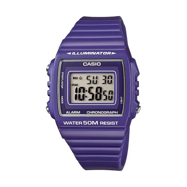 Reloj Digital CASIO W-215H-6A