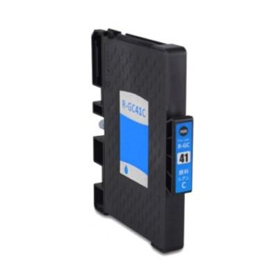 Ricoh 405766 / 405762 (GC41) Cartucho de Gel Compatible Premium Cian