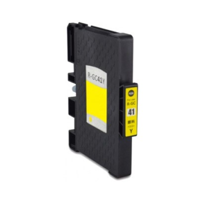 Ricoh 405768 / 405764 (GC41) Cartucho de Gel Compatible Premium Amarillo