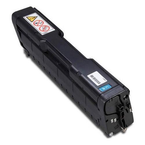 Ricoh 406053 (SP-C221N) Toner Compatible Premium Cian