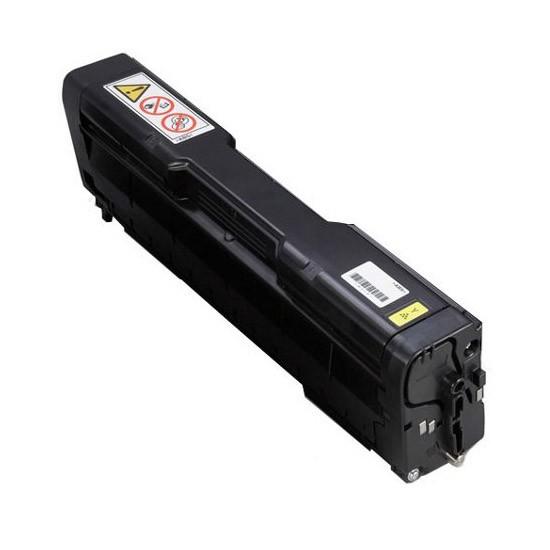 Ricoh 406055 (SP-C221N) Toner Compatible Premium Amarillo