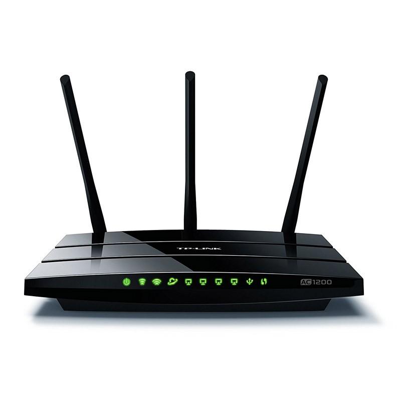 Router Inalámbrico Gigabit Banda Dual TP-Link Archer C1200 1200Mbps