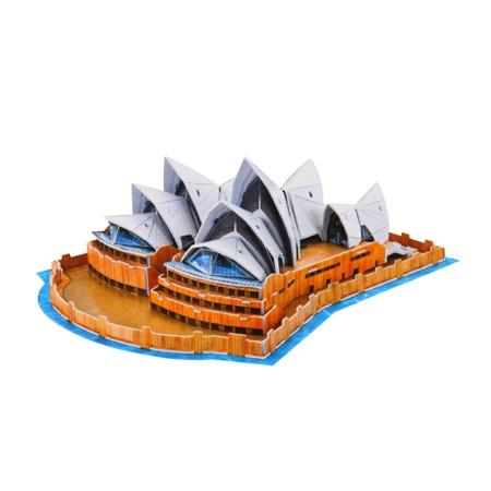 Puzzle Kit 3D Opera de Sydney (58 pcs)