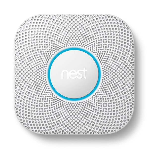 Detector De Humo y CO Nest Protect 2