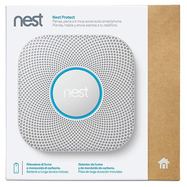 Detector De Humo y CO Nest Protect 2