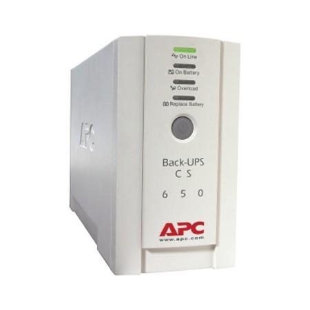 SAI APC Back-UPS CS 650VA