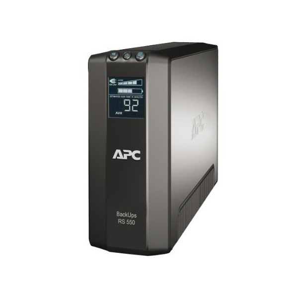 SAI APC Back-UPS RS 550VA