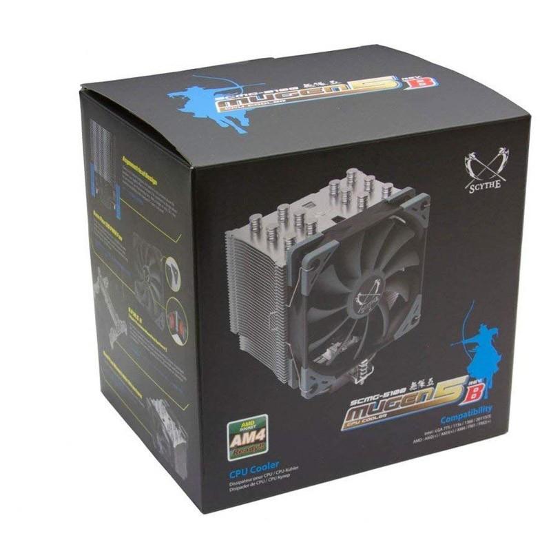 Ventilador CPU Scythe Mugen 5 Rev.B 120mm