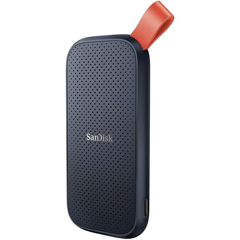 Disco Duro Externo SSD Sandisk Portable SSD 480GB USB-C