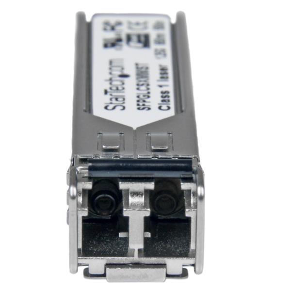 Transceptor Fibra Optica Multimodo Gigabit SFP 1,25 Gbps 850 nm - LC 550m