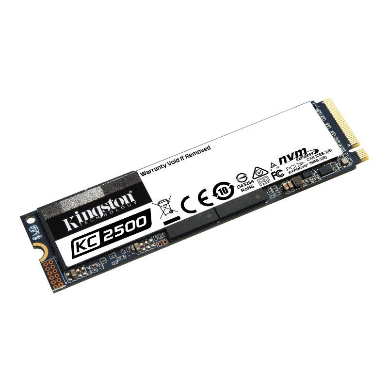 SSD M.2 NVMe 250GB Kingston KC2500