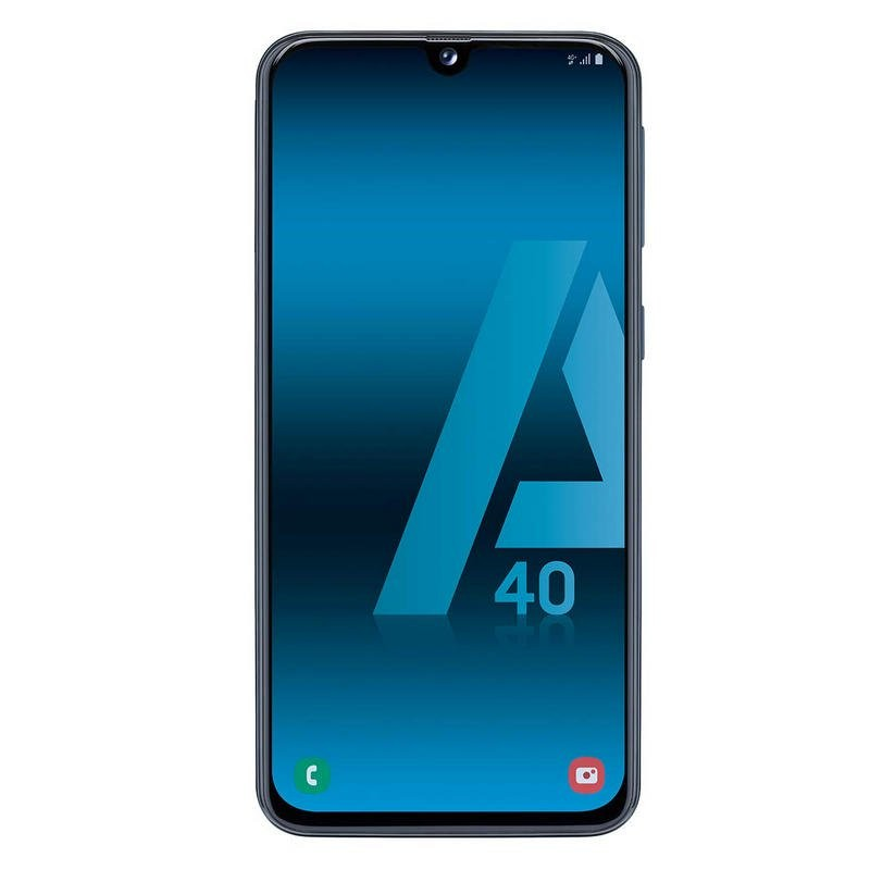 Samsung Galaxy A40 DS 4GB 64GB Negro