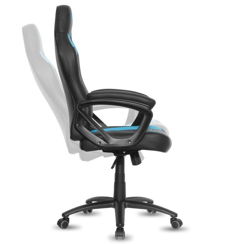 Silla Gamer Spirit of Gamer Fighter Azul 120kg