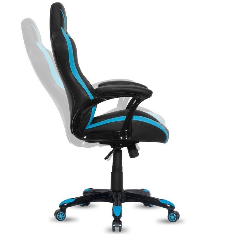 Silla Gamer Spirit of Gamer Racing Azul 120kg