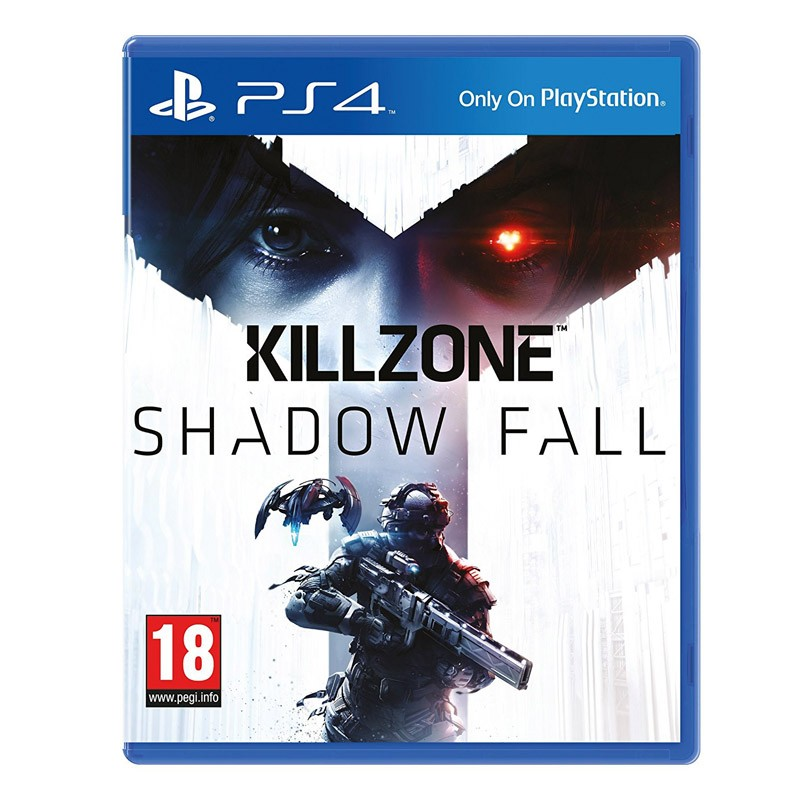 PS4 Juego Killzone Shadow Fall