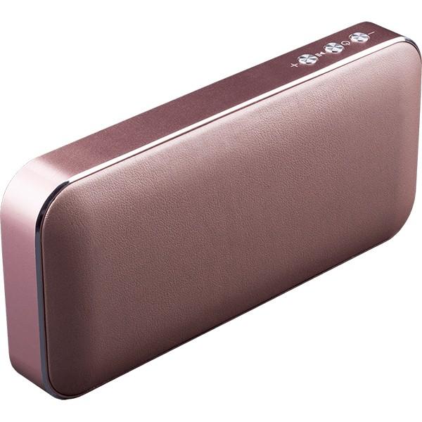 Altavoz PowerBank Hiditec Harum Rosa 10W Bluetooth 4.1