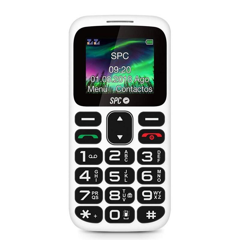Teléfono Móvil SPC Symphony 2 Blanco