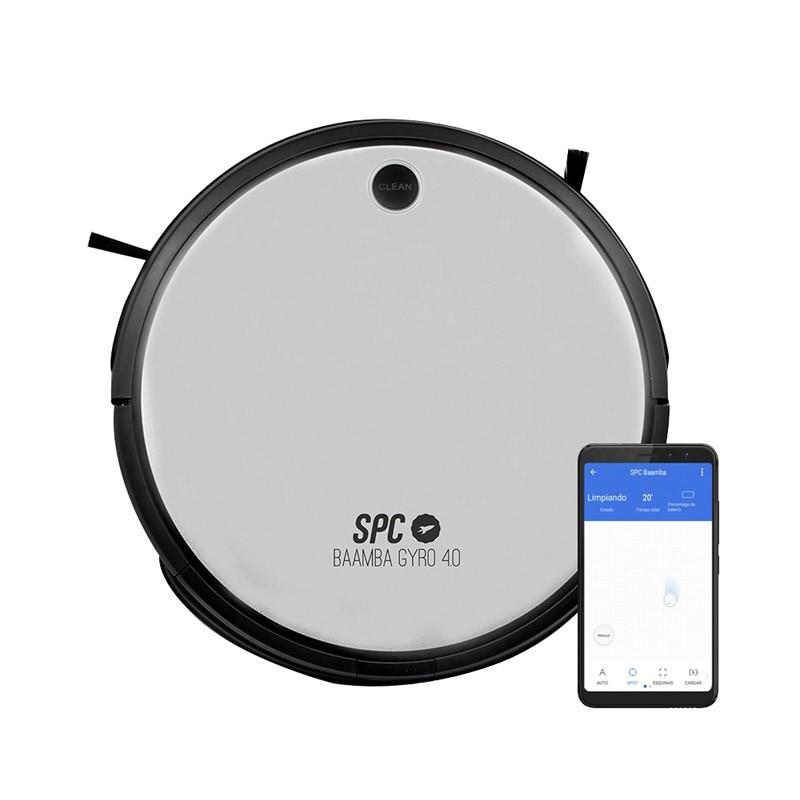Robot Aspirador SPC Baamba Gyro 4.0 - SPC IoT