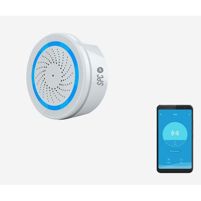 Sirena Inteligente SPC Sonus - SPC IoT
