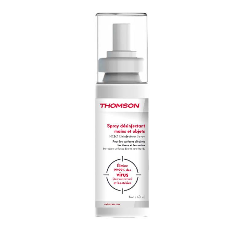 Spray Desinfectante Antivirus Thomson 500ml - Eficacia al 99.9
