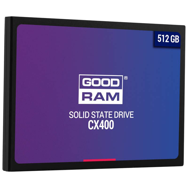 Disco Duro SSD 512GB GoodRam CX400
