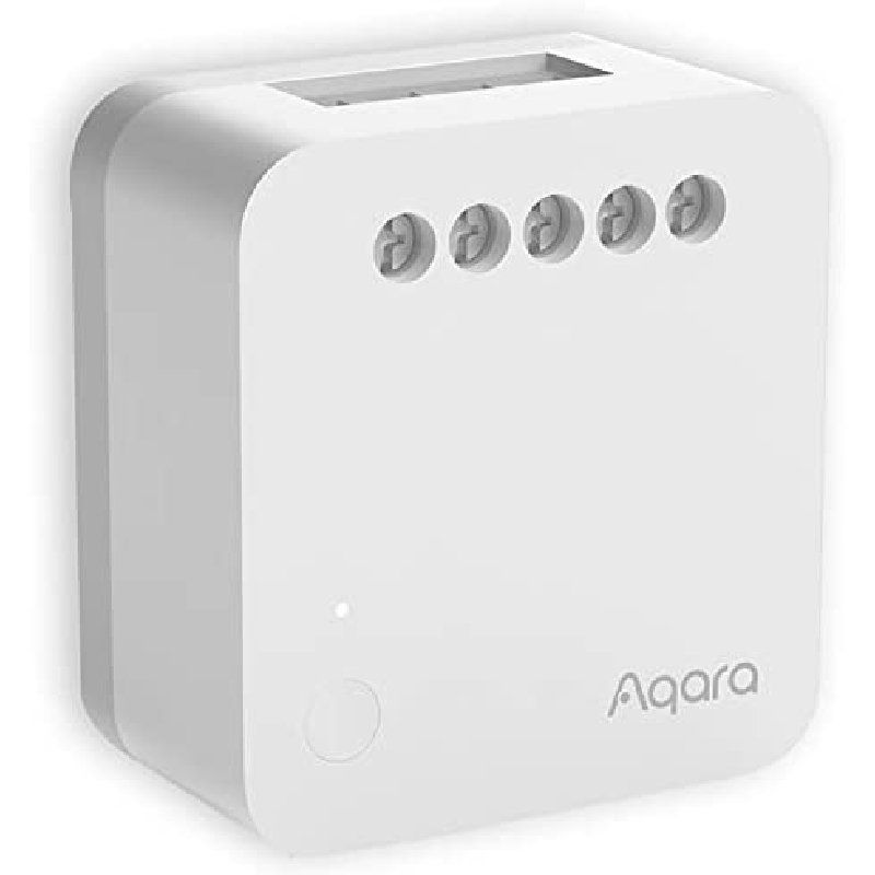 Relé con Neutro Switch Aqara Single Module T1 No Neutral