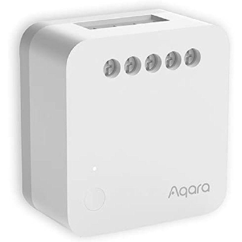 Relé sin Neutro Switch Aqara Single Module T1 No Neutral