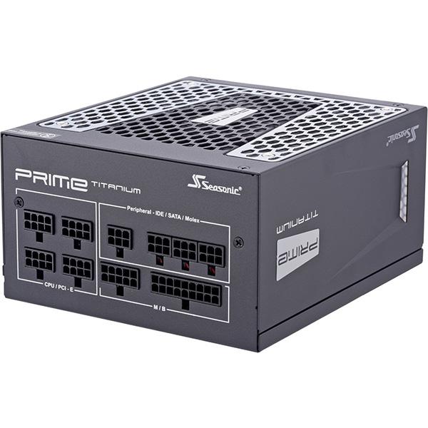 Fuente Alimentacion Modular Seasonic Prime Ultra 850W 80 PLUS Titanium
