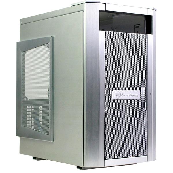 Caja PC mATX Silverstone SG03S Aluminio