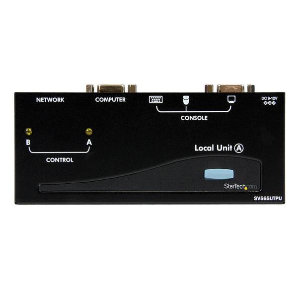 Extensor de Consola KVM VGA USB a través de Cat5 152 Metros