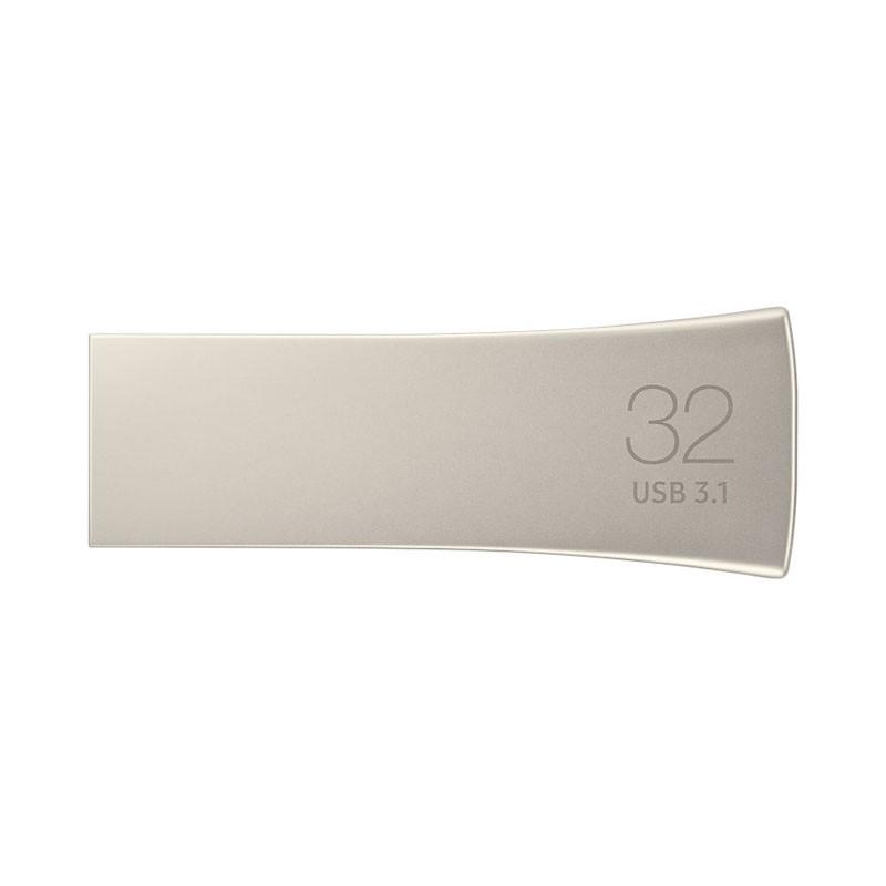 Pendrive 32GB Samsung BAR Plus Plata USB 3.1
