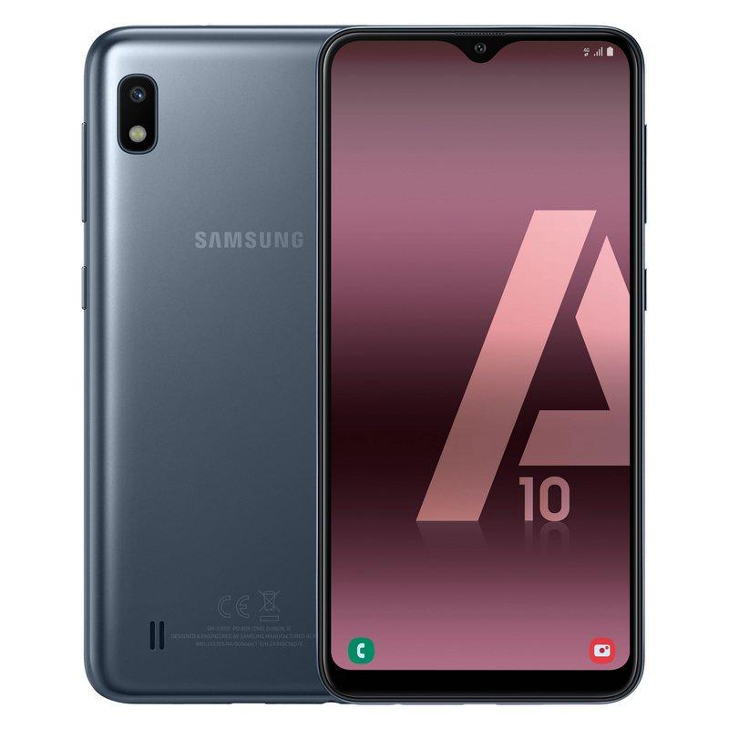 Samsung Galaxy A10 2GB 32GB Negro - Versión EU