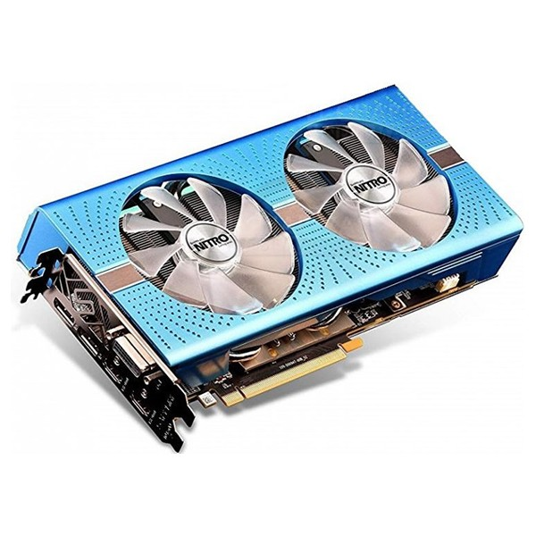 Tarjeta Gráfica Sapphire NITRO+ Radeon RX590 8GB GDDR5