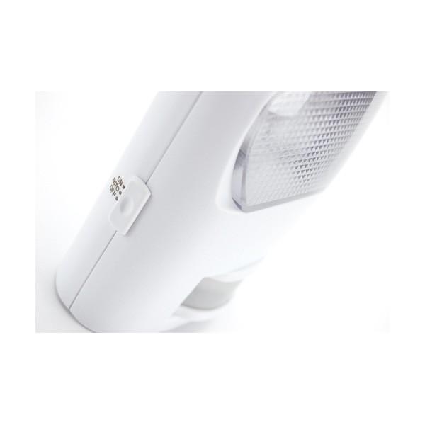 Sensor de movimiento con luz de noche - Luz sensor movimiento ...