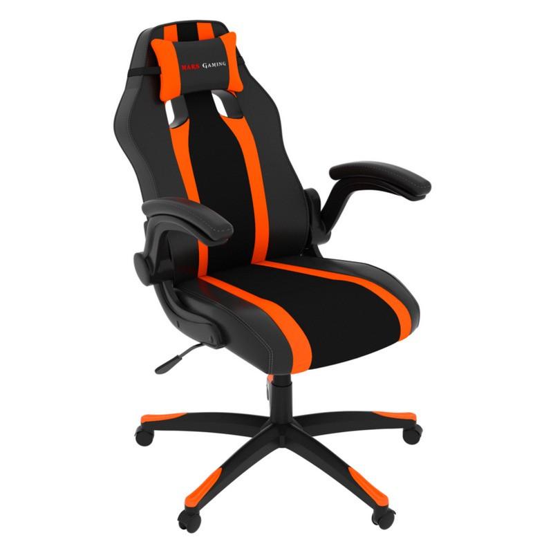Silla Mars Gaming MGC2BO Negra / Naranja