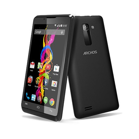smartphone archos 40c titanium. Black Bedroom Furniture Sets. Home Design Ideas